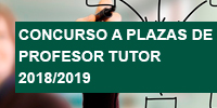 CONVOCATORIA DE PLAZAS TUTOR